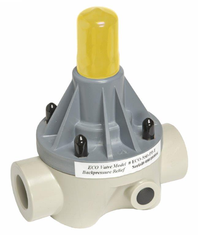 Eco Valve in Polypropylene